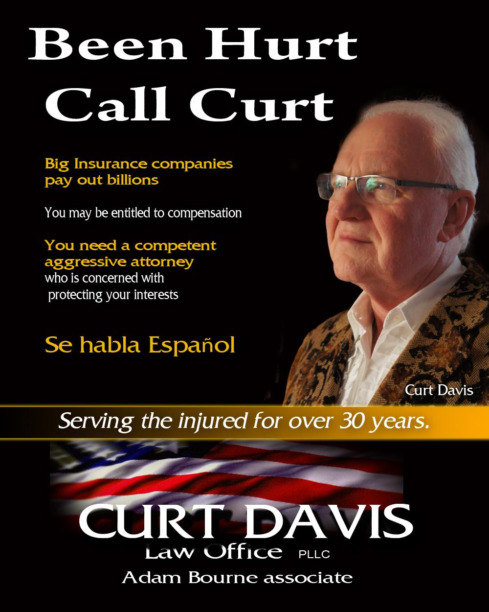 Curt Ad DTR